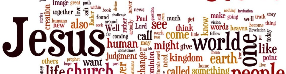 Wordle Sermon